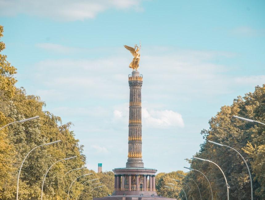 Beziendswaardigheden Berlijn